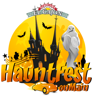 HauntFest | Friday, October 25, 2019 | El Cajon